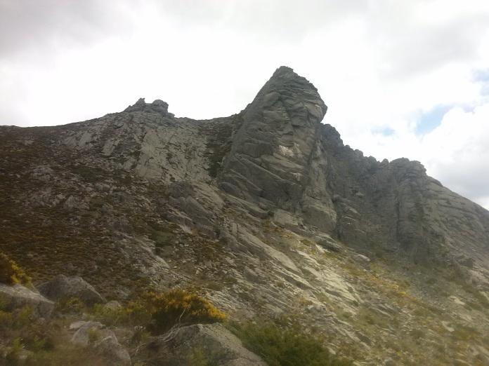 Peña Cabrera, desde Navandrinal