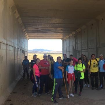 Túnel bajo la N-403